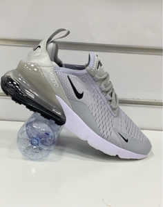 Used Nike Airmax 270 light grey size 43 in Dubai, UAE
