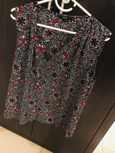 Used Blouse from Next, size 14 used once in Dubai, UAE