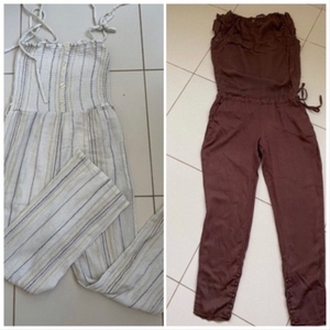 Used Two jumpsuits small in Dubai, UAE