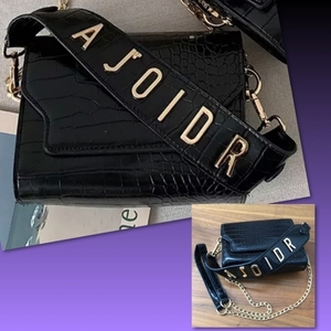 Used #CROCODILE PATTERN CROSSBODY BAG  in Dubai, UAE