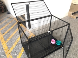 Used Pet's cage (crate) all kinds of pets  in Dubai, UAE