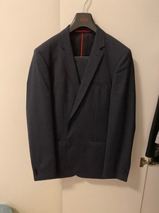 Used Hugo Boss suit in Dubai, UAE