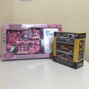 Used Toys car and medical gears in Dubai, UAE