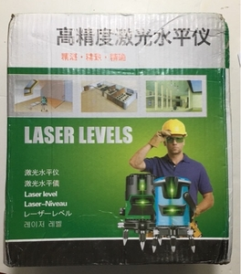 Used Lines grew laser level 2 lines in Dubai, UAE