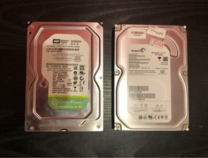 Used 2 Hard Disk in Dubai, UAE