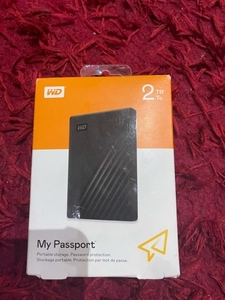 Used WD 2TB external HDD in Dubai, UAE