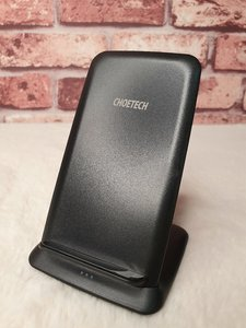 Used New CHOETECH Wireless Charger Stand 15W in Dubai, UAE