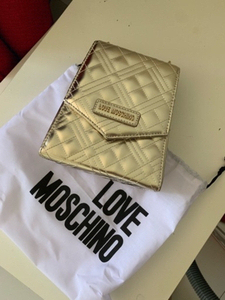 Used Sling bag by love moschino  in Dubai, UAE