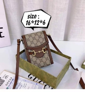 Used Gucci mobile bag with sling in Dubai, UAE