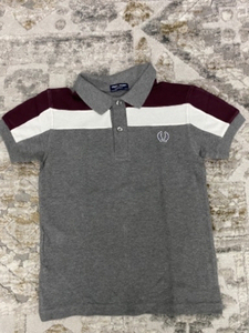 Used Fred Perry Sportswear for kids Gray 8yr in Dubai, UAE