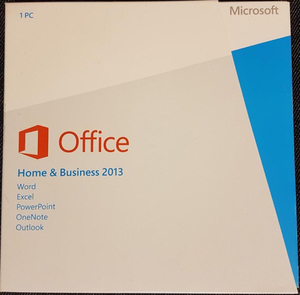 Used Microsoft Office 2013, licensed software in Dubai, UAE