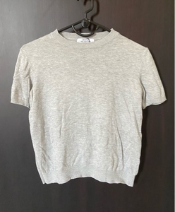 Used Bershka Grey Top in Dubai, UAE
