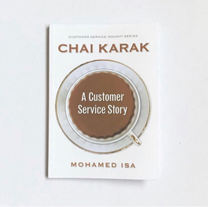 Used Book: A Customer Service Story in Dubai, UAE