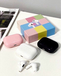 Used Airpods PRO Macaron Edition White in Dubai, UAE