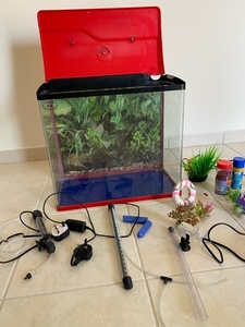 Used Fish water tank  in Dubai, UAE