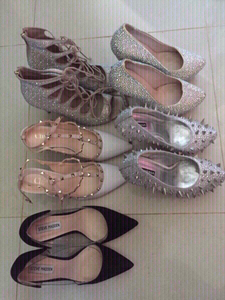 Used original heels, 40 in Dubai, UAE