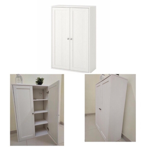 Used IKEA White Cabinet(خزانه لون ابيض) in Dubai, UAE