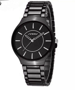 Used sinobi casual business men watch in Dubai, UAE