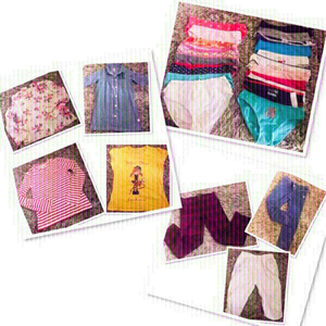 Used Girl Clothes & Panty 2-4 yr old ♥️ in Dubai, UAE