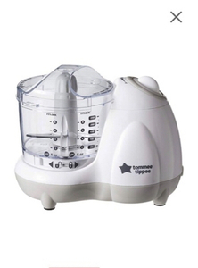 Used tommee tippee mini-blend baby🥘blender👶 in Dubai, UAE