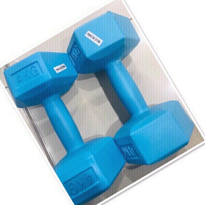 Used 4Kg Dumbell 2pcs ♥️ in Dubai, UAE