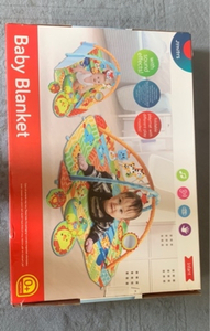 Used Baby blanket/baby playing Mat  in Dubai, UAE