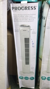 Used Progress 29 inch tower fan in Dubai, UAE