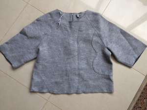 Used new COS wool shirt, large in Dubai, UAE