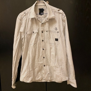 Used Jack & Jones Shirt Size XL white  in Dubai, UAE