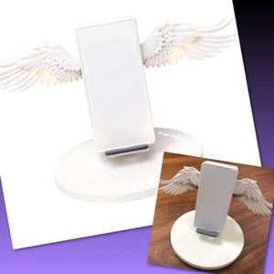 Used #ANGEL WINGS WIRELESS CHARGE in Dubai, UAE