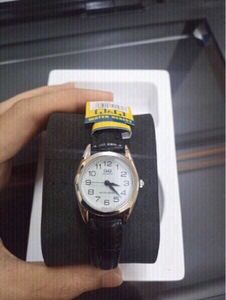 Used Q&Q Japanese brand women watch. in Dubai, UAE