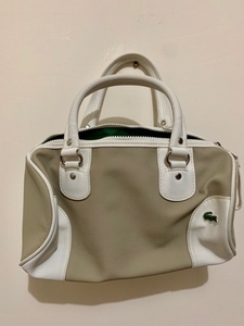 Used Lacoste handbag  in Dubai, UAE