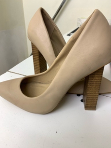 Used Baldi Beige heels  in Dubai, UAE
