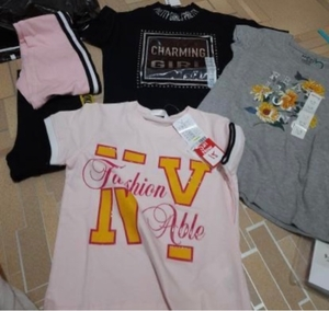 Used Bundle of clothes , silver set  in Dubai, UAE