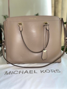 Used Michael Kors BENNING TRUFFLE XL in Dubai, UAE