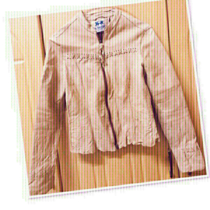 Used La Martina 💯 Leather Jacket/ Small ♥️ in Dubai, UAE