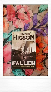 Used THE FALLEN - CHARLIE HIGSON in Dubai, UAE