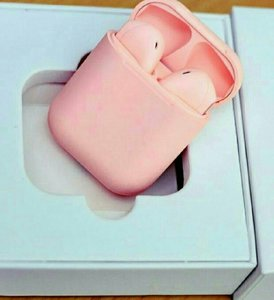 Used Airpods pink edition inpods 12 in Dubai, UAE