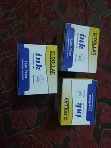 Used Dollar ink 3pcs in Dubai, UAE