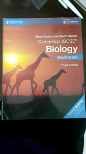 Used Biology workbooks igcse in Dubai, UAE