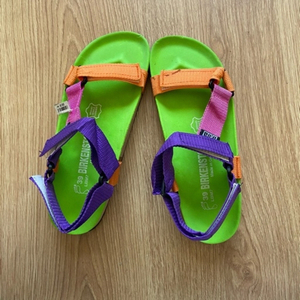Used imitation Birkenstock sandals (new 39EU) in Dubai, UAE