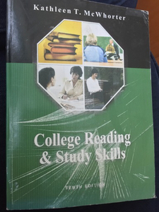 Used college reading & study skills, kathleen in Dubai, UAE