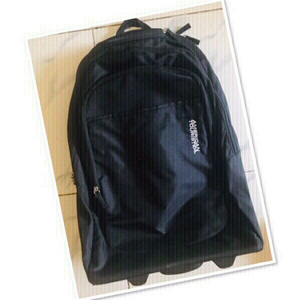 Used American Tourister Laptop trolley bag ♥️ in Dubai, UAE