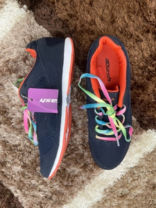 Used New Colorful Sneakers size 39 in Dubai, UAE