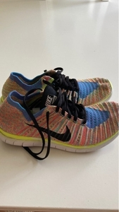 Used Nike Free flyknit  in Dubai, UAE