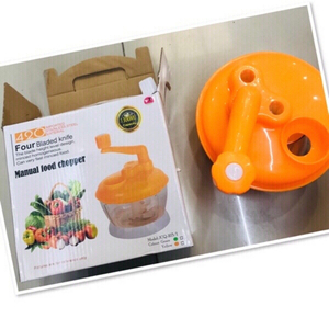 Used Four Bladed Food Chopper ♥️  in Dubai, UAE