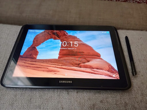 Used Sumsung galaxy note 10.1 in Dubai, UAE
