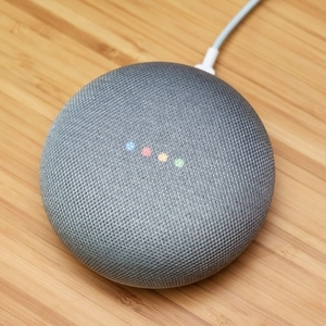 Used Google Home Mini Smart Speaker Like New. in Dubai, UAE