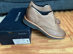 Used Cole Haan leather shoes in Dubai, UAE