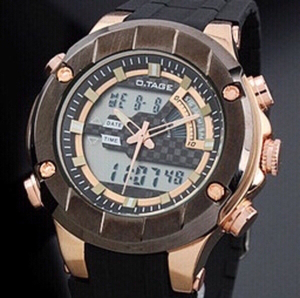 Used O.TAGE men watch in Dubai, UAE